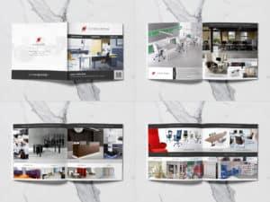 Projekt iwydruk katalogów