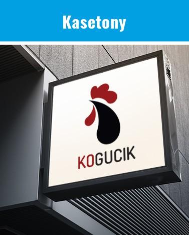 Kasetony reklamowe Kielce