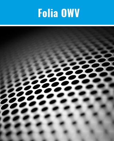 Folia OWV - One Way Vision Kielce