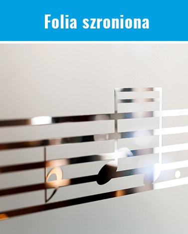 Folia szroniona