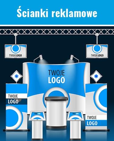 Ścianki reklamowe Kielce