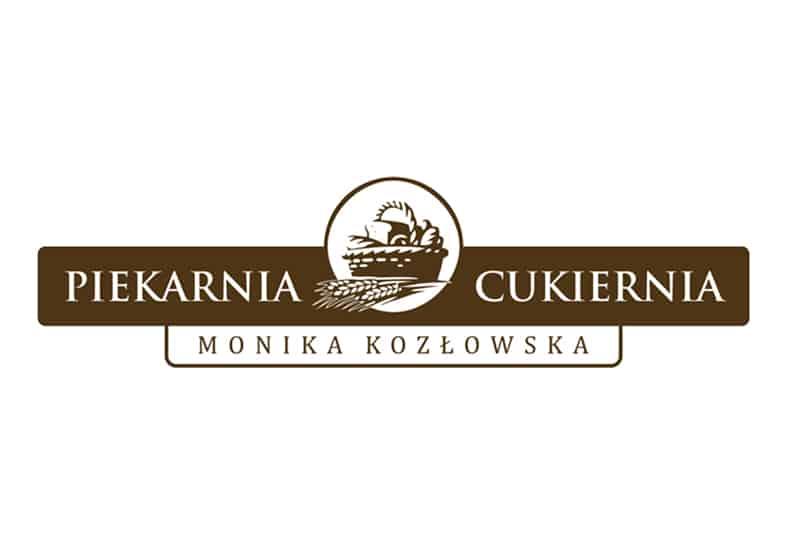 Projekt logo dla Piekarni iCukierni Kozłowscy