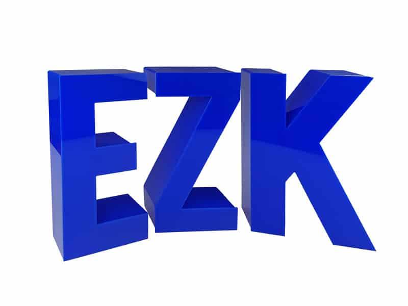 Litery podświetlane zPCV Kielce
