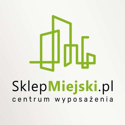 Projekt logo SklepMiejski.pl